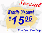 Special Website Price $15.95