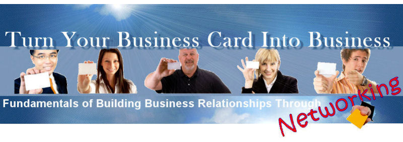 Business Card to Business