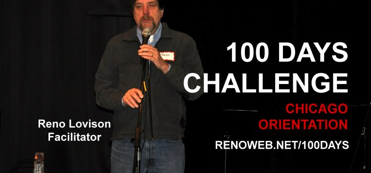 100 DAYS CHALLENGE 2017
