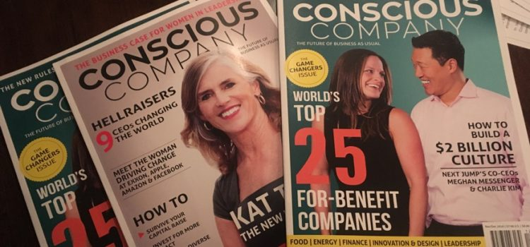 Conscious Networking