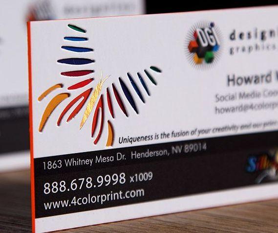 Business card ideas business card to business quality business cards express value colourmoves